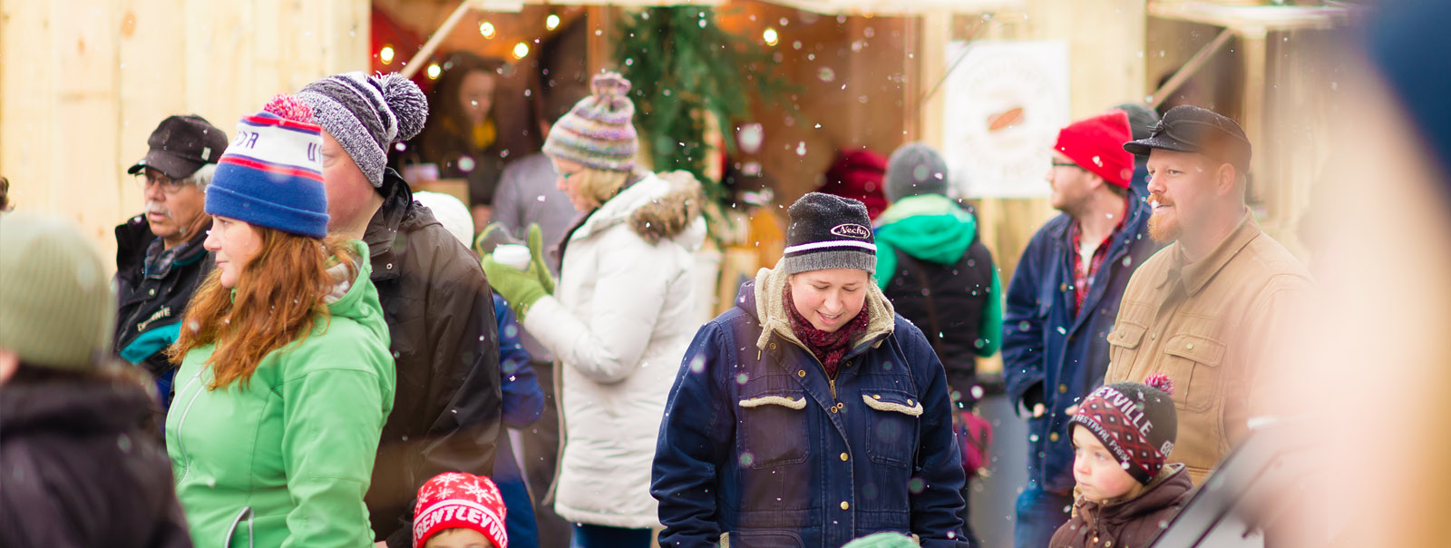 Get festive at this one-of-a-kind outdoor winter market in Duluth, Minnesota