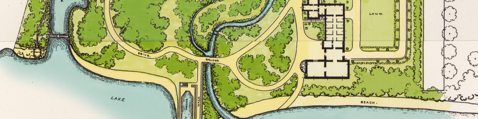 Map of the Grounds