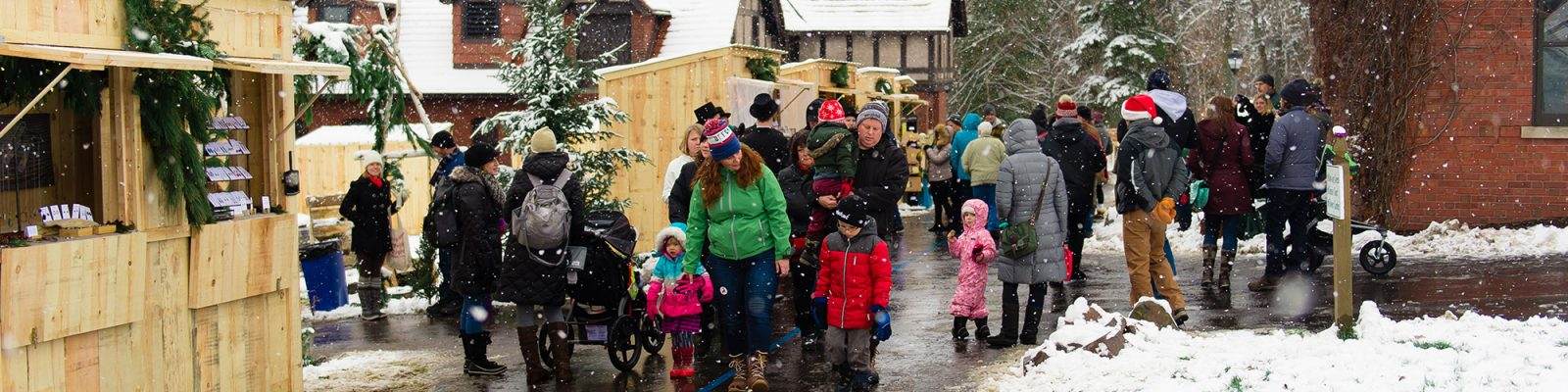 About the Winter Village