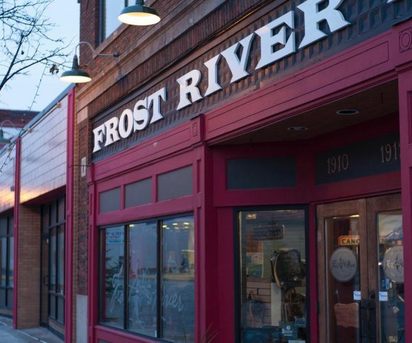 Frost River