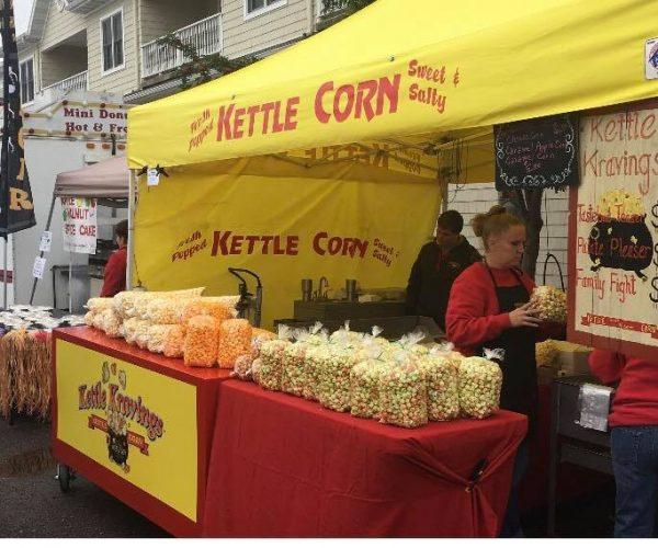 Kettle Kravings Kettle Korn